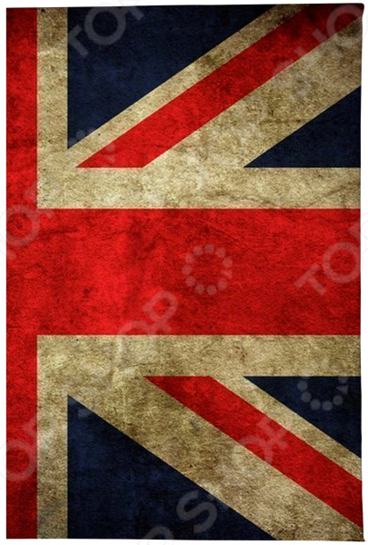Визитница Mitya Veselkov «Потертый британский флаг» часы наручные mitya veselkov британский флаг mvblack 22