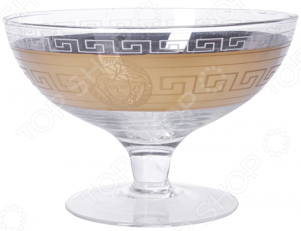 Ваза для фруктов MS2151-41 конфетницы elff ceramics ваза для конфет и фруктов