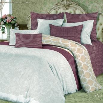где купить Комплект постельного белья Романтика 320186 по лучшей цене