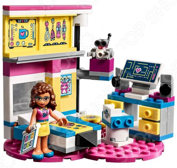 Конструктор игровой LEGO Friends «Комната Оливии»