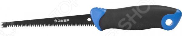 Мини-ножовка выкружная для гипсокартона Зубр 15172