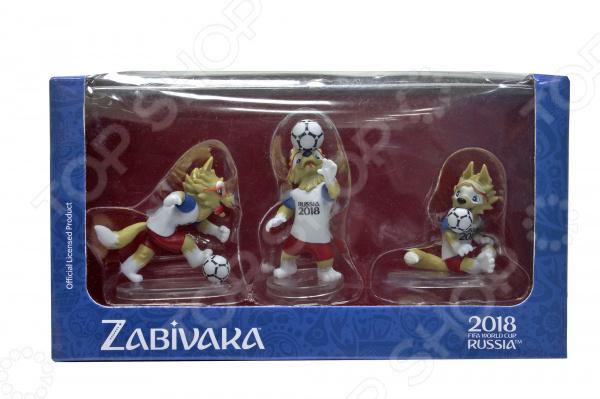 Набор фигурок декоративных FIFA 2018 Zabivaka set header fifa 2014 как игрока