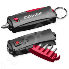 Мультитул Swiss+Tech Micro Ratchet Tool 7-in-1 преобразователь toptrade tech dc dc drop