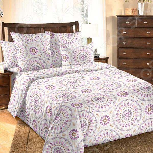 Комплект постельного белья Белиссимо «Дели»