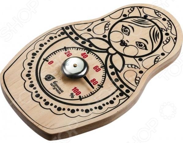 Гигрометр Банные штучки «Матрешка» 18047 2