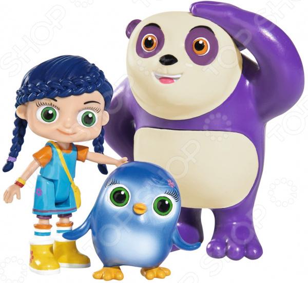 Набор фигурок игрушечных Simba «Висспер, Пэгги и Дэн»