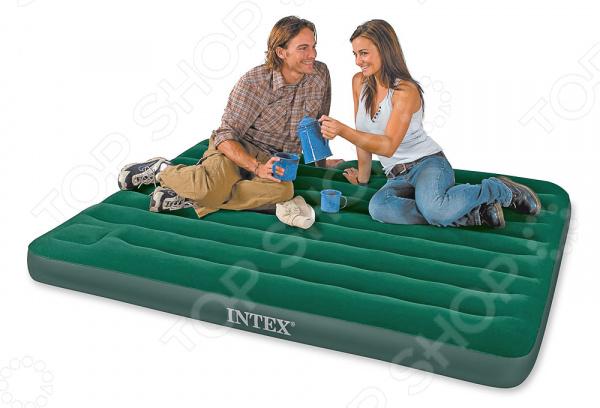 Матрас-кровать надувной Intex «Дауни»