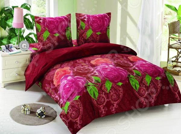 Комплект постельного белья Amore Mio BZ Elena комплекты белья linse комплект белья