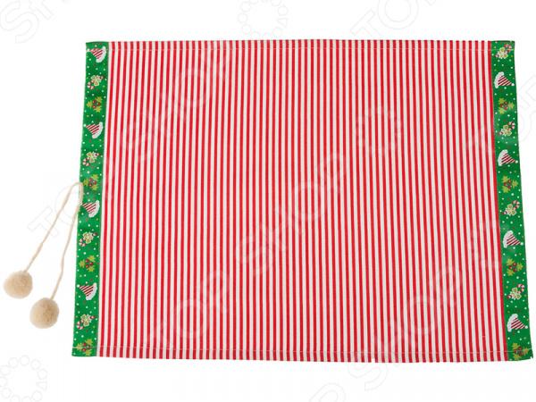 Салфетка для сервировки «Новогодняя» 850-533-54