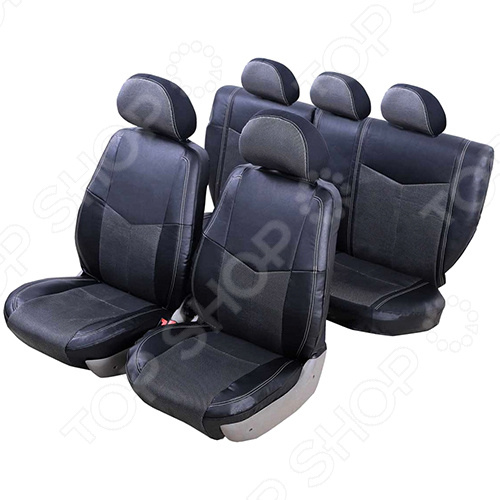 Набор чехлов для сидений Senator Verona Kia Sportage II 2008-2010