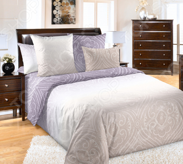 Комплект постельного белья Королевское Искушение «Арабские ночи» комплект постельного белья королевское искушение комплимент ткань перкаль