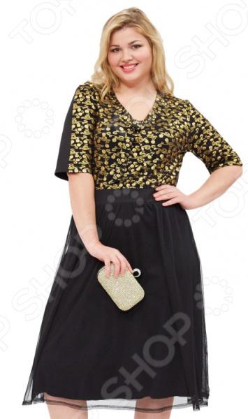 Платье Матекс «Золотая ночь» платье матекс уютная цвет синий