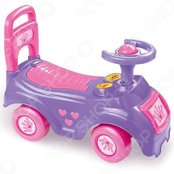 Машина-каталка Dolu «Принцесса»