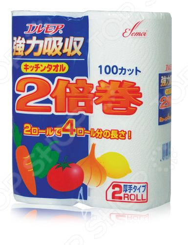 Фото - Полотенца бумажные Kami Shodji Ellemoi 100 салфетки и полотенца для дома jie yun hygienix 250 3