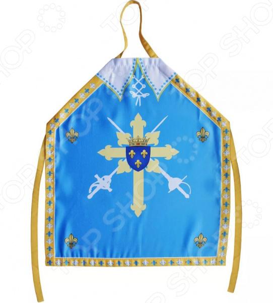 Фартук детский Gift'n'home «Мушкетер» мушкетер и фея и другие истории из жизни джонни воробьева