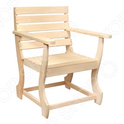 Кресло с фигурными ножками Банные штучки 32463 набор эфирных масел банные штучки 33403