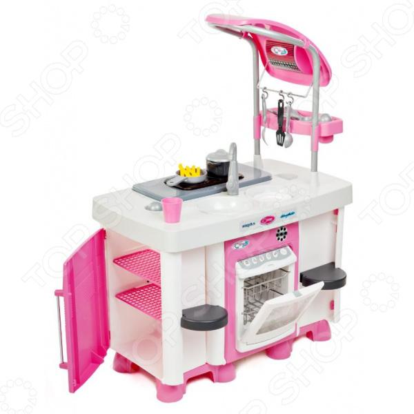 Игровой набор для девочки Coloma Y Pastor №7 с посудомоечной машиной и варочной панелью 1