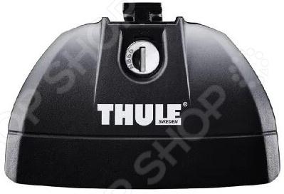 Комплект опор автомобильных Thule 753 комплект багажника thule wingbar edge для автомобилей с продольными рейлингами цвет черный 958420