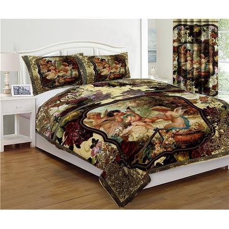 Купить Комплект постельного белья «Блаженство роскоши». 2-спальный. Цвет в ассортименте