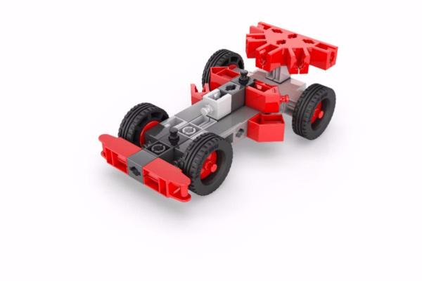 Конструктор игровой Engino STEM HEROES «Скоростные механизмы. Формула»