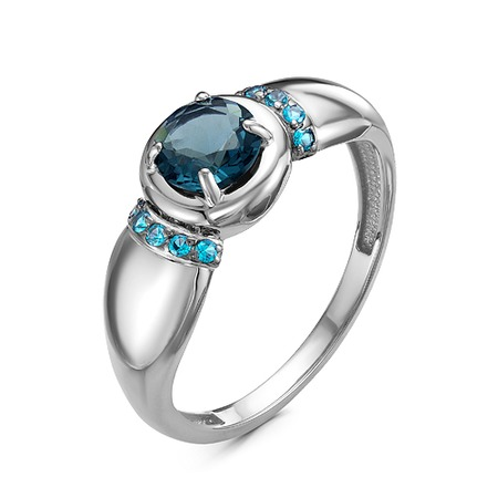Купить Кольцо «Индиго» 1000-0244