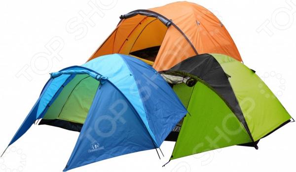 Палатка 3-х местная Greenwood Target 3 1