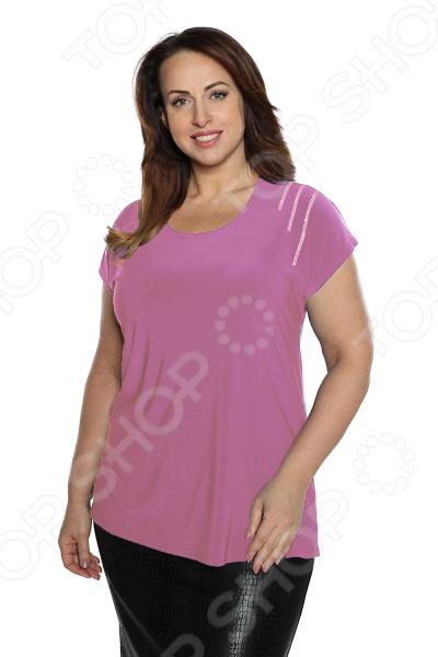 Блуза Pretty Woman «Прекрасный день». Цвет: розовый