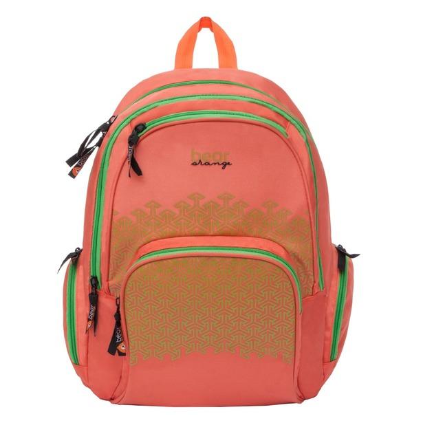 фото Рюкзак молодежный Orange Bear V-65. Цвет: оранжевый