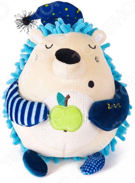 Мягкая игрушка Gulliver «Ежик Соня» мягкие игрушки gulliver ежик