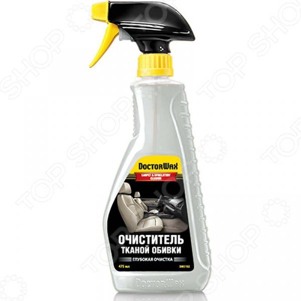 Очиститель тканой обивки Doctor Wax DW 5192