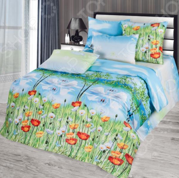 Zakazat.ru: Комплект постельного белья La Noche Del Amor А-716. 2-спальный