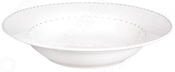 Тарелка суповая Miolla Line