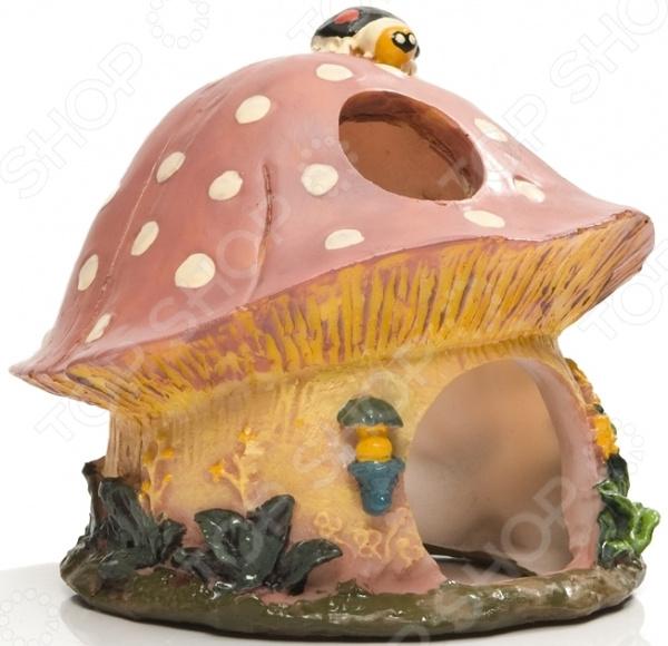 Домик для хомяка Beeztees «Грибок» 805836 цена
