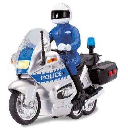 Купить Мотоцикл со светозвуковыми эффектами Dickie 3712004. В ассортименте