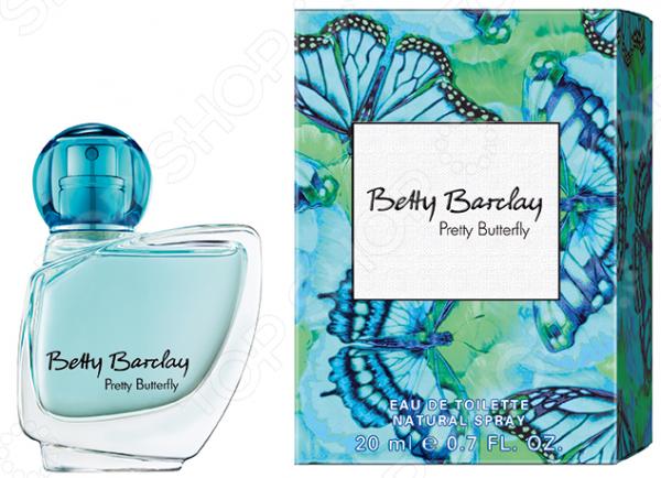Туалетная вода для женщин Betty Barclay Pretty Butterfly пелевин в о ананасная вода для прекрасной дамы