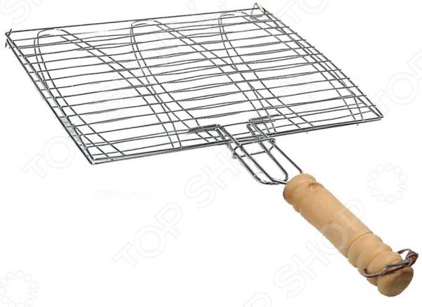 Решетка для барбекю Мультидом «Отдых» AN84-21 решетка радиатора т4 москва