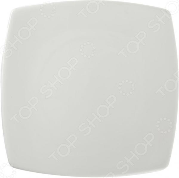 Тарелка квадратная Royal Porcelain Shape 41