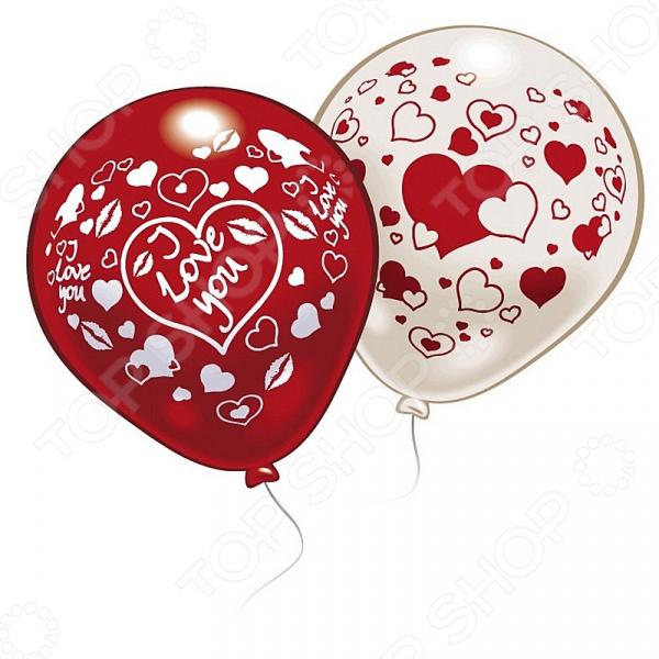 Набор надувных шариков Everts «Любовь» everts лошадки