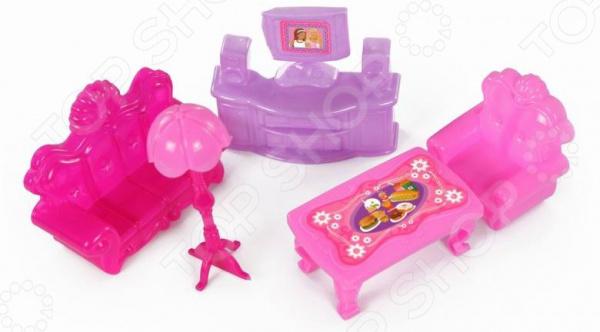Набор мебели игрушечный Yako «Гостиная»