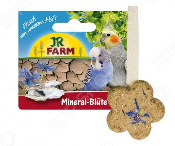 Камень минеральный для птиц JR Farm Mineral Bluete free shipping 100pcs mineral prepared slides set