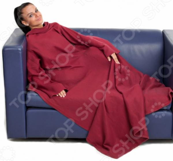 Одеяло Bradex с рукавами «Уютная зима нью»