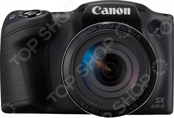 Цифровой фотоаппарат Canon PowerShot SX430 IS