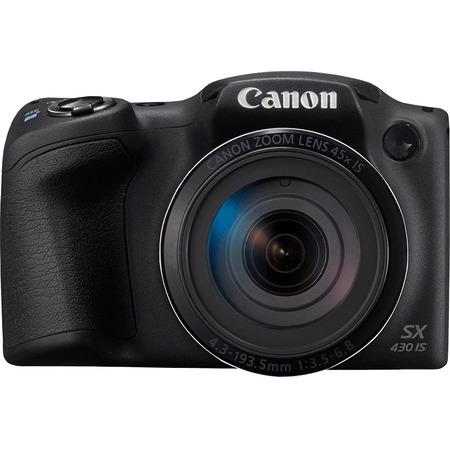 Купить Цифровой фотоаппарат Canon PowerShot SX430 IS