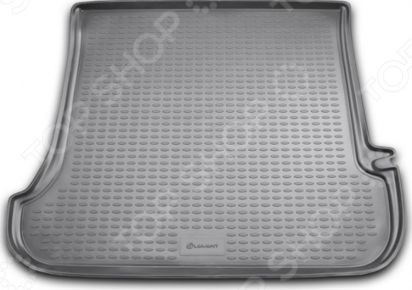 Коврик в багажник Element Toyota Land Cruiser Prado, 01/2003-2009, внедорожник voice control backlight hygrometer thermometer alarm clock with lcd display