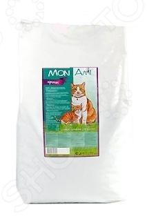 Корм сухой для кошек Mon Ami «Кролик»