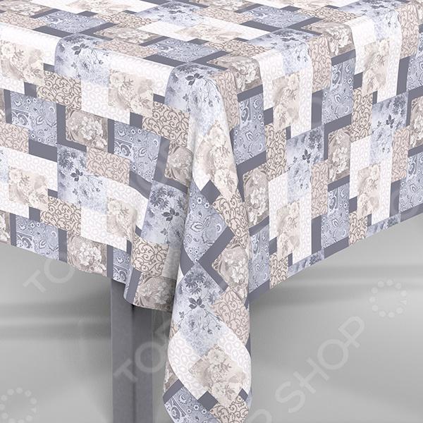 Скатерть Mori Tessuti Loneta «Портофино» цветной тм столик на двоих в портофино
