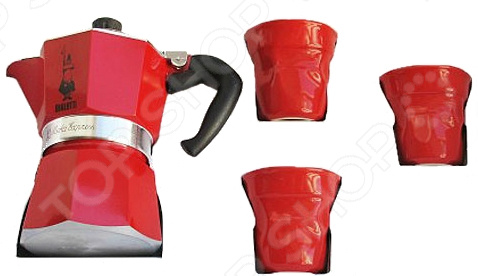 Набор для кофе Bialetti SET Moka Together 5350