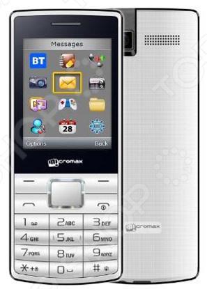 Мобильный телефон Micromax X705 устройства для скрытия номеров