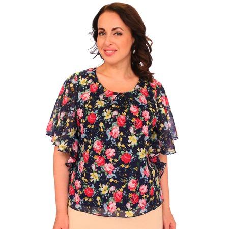Купить Блуза Матекс «Многоцветье»