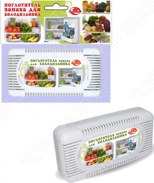 Поглотитель запаха для холодильника Мультидом J80-161 поглотитель запаха для холодильника мультидом свежесть j80 160 в ассортименте